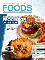 Refrigerated & Frozen Foods January 2021 Cover