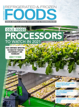 Refrigerated & Frozen Foods December 2020