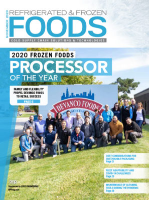 Refrigerated & Frozen Foods November 2020