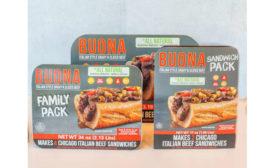 Buona Italian Beef Sandwich Packs