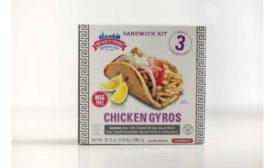 Devanco Foods MSG-Free Chicken Gyro Kit