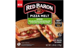 Red Baron Pizza Melts