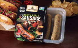 Sweet Earth Plant-Based Sausages