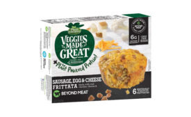 Veggies Made Great Frittatas with Beyond Meat