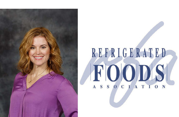 Lauren Edmonds Refrigerated Foods Association President St. Clair Foods Cold Corner Podcast