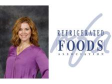 Lauren Edmonds Refrigerated Foods Association President St. Clair Foods Cold Corner Podcast