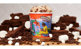 Cold Brew Coffee Ice Cream Change is Brewing Ben & Jerry's