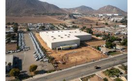 Inland Empire California Cold Storage Warehouse Speculative