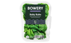 Baby Rabe Greens Limited Edition Bowery Farming