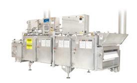 IQF Cryogenic Freezer Linde