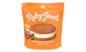 Pumpkin Ginger Ice Cream Sandwiches Seasonal Ruby Jewel