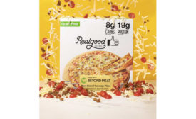 Beyond Meat Sausage Pizza Real Good Foods