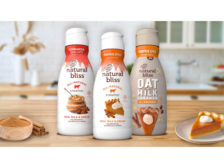 Pumpkin Spice Cinnamon Swirl Coffee Creamers Natural Bliss Nestle