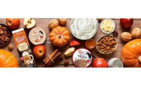 Fall Parties Pumpkin Cinnamon Caramel Milk Ice Cream Prairie Farms
