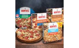 Save A Lot Frozen Pizza Mantia's New Flavors