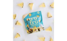 Chocolate Covered Pineapple Coconut Snacks Tru Fru