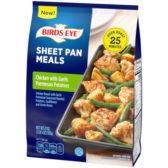 Convenience Cooking Sheet Pan Dinners Birds Eye