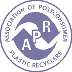 The Association of Postconsumer Plastics Recycling logo