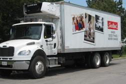 Agropur trucking