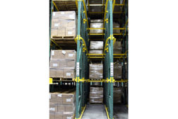 Coloma Frozen Foods racking system