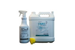 Pure Bioscience spray