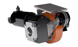 Caster Concepts motor caster