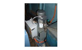 Tyson hydraulic pump
