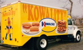 Omnitracs Kowaslki truck