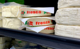 Sealed Air Ole Fresco cheese