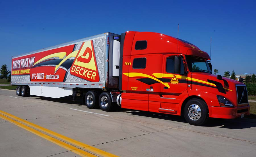 Decker Truck Line Adopts Video Based Safety Program To