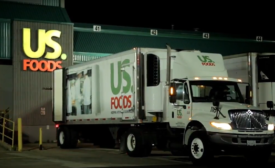US Foods delivery truck