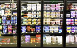 Viking Cold Thermal Energy Storage grocery freezer