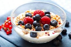 default yogurt feature
