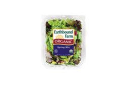 Earthbound Farms salad mix