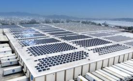 Chiquita Edisun solar Installation