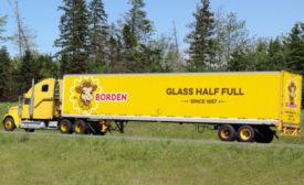 Borden truck
