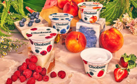 Chobani packaging refresh