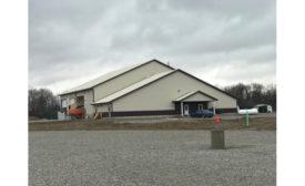Cooper Farms Ashley Biosecurity Center