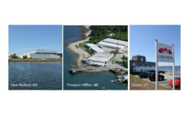 East Coast Seafood facilities