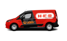 H-E-B self-driving fleet