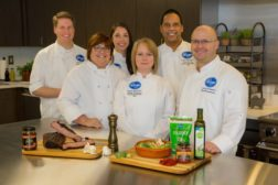 Kroger culinary innovation center chefs