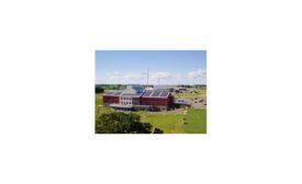 Organic Valley solar project