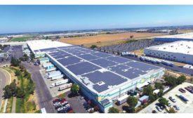 Taylor Farms Tracy CA Solar Installation