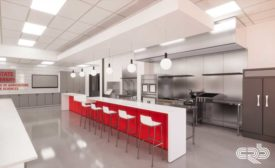 NC Food Innovation Lab Kitchen CRB