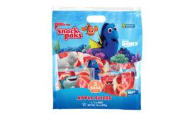 Crunch Pak Disney packaging