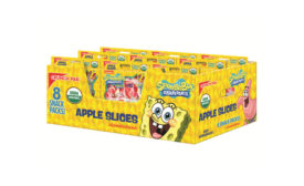 Crunch Pak Spongebob packaging
