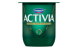 Dannon Activia packaging