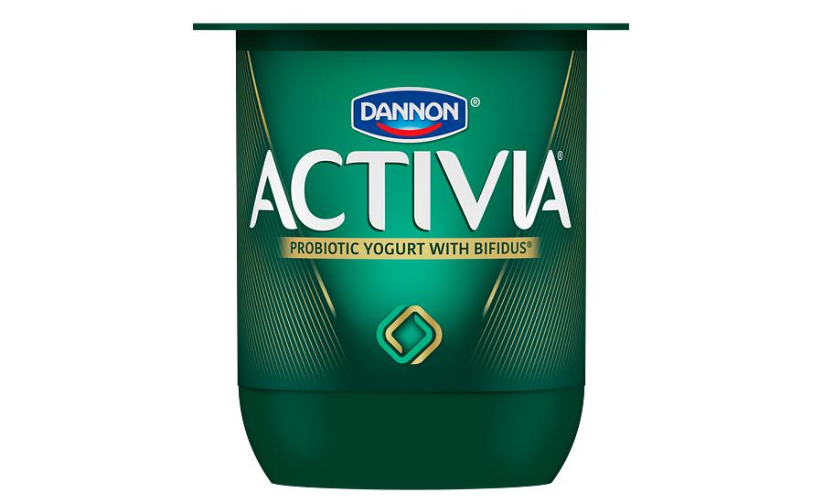 Activia brand undergoes redesign