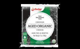 Fonterra Anchor Dairy Block Cheese packaging