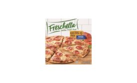 Freschetta pizza packaging